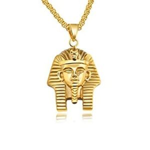 Other - Ancient Egypt Pharaoh Chain Gold Gold Africa